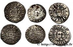 LOTS Six pennies au nom d'Edouard n.d. s.l.