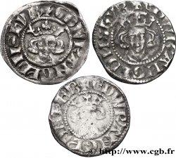 LOTS Trois pennies au nom d'Edouard n.d. s.l.