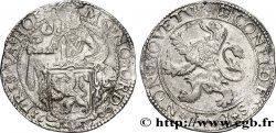 NETHERLANDS - UNITED PROVINCES 1 Ecu ou Daldre au lion Frise 1600