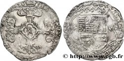SPANISH LOW COUNTRIES - TOURNAI - ALBERT AND ISABELLE Trois patards 1616 Tournai