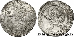 NETHERLANDS - UNITED PROVINCES - HOLLAND Daldre ou écu au lion 1576 Dordrecht