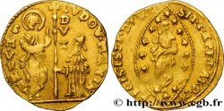 ITALY - VENICE - LUDOVICO MANIN (120th doge) Sequin n.d. Venise VF